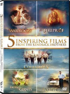 Courageous /  Facing the Giants /  Fireproof /  Flywheel /  War Room (2015)