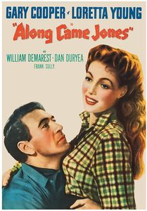 Along Came Jones , Gary Cooper