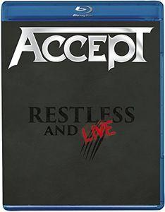 Restless & Live [Import]