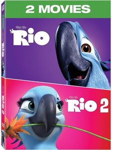 Rio 2-Movie Collection