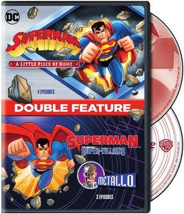 Superman: A Little Piece Of Home/ Superman Super Villains: Metallo