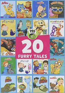 Pbs Kids: 20 Furry Tales