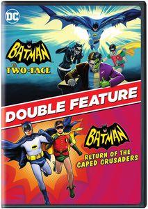 Batman vs. Two-Face/ Batman Return Of The Caped Crusaders