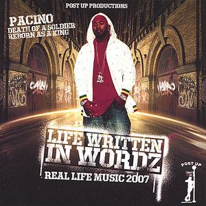 Life Written in Wordz