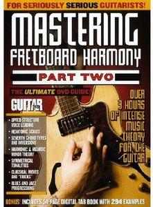 Guitar World: Mastering Fretboard Harmony Part Two