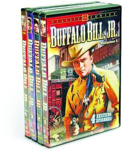 Buffalo Bill, Jr. Collection: Volume 1-4