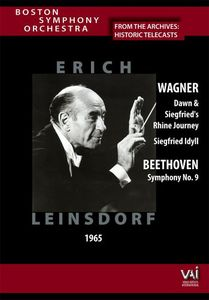 Boston Symphony Orchestra: Historic Telecasts: Erich Leinsdorf