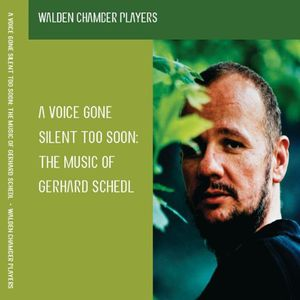 A Voice Gone Silent Too Soon: The Music of Gerhard