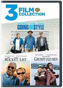 Going In Style/ The Bucket List/ Grumpy Old Men