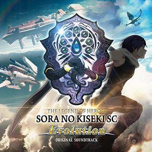 Legend Of Heroes Sora No K Sc Evolution (Original Soundtrack) [Import]