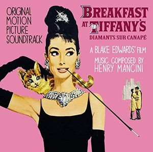 Breakfast at Tiffany's (Original Soundtrack) [Import]