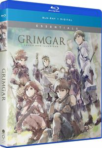 Grimgar, Ashes And Illusions: The Complete Series