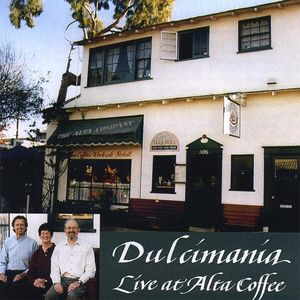 Dulcimania Live at Alta Coffee