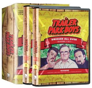 Trailer Park Boys: Dressed All Over: The Complete Collection [Import]