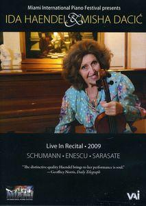 Live in Recital (2009)