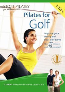 Stott Pilates: Pilates for Golf 2 DVD Set (Eng /   Fr)