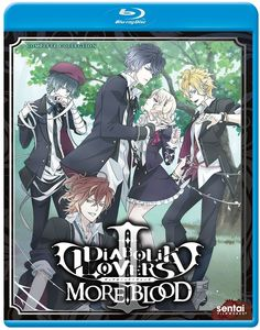 Diabolik Lovers Ii: More Blood