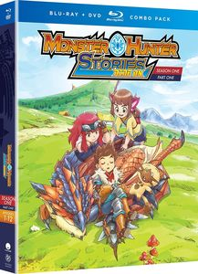 Monster Hunter Stories Ride On: Season One Part One