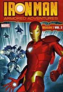 Iron Man: Armored Adventures Season 2: Volume 2