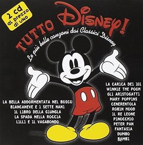 Tutto Disney! /  Various [Import]