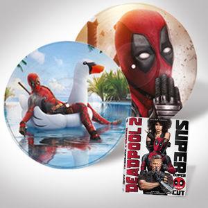 Deadpool 2 Blu-Ray LP Bundle