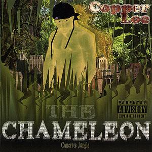 Chameleon Concrete Jungle