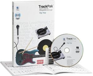 Hip-Hop Trackpak: Various