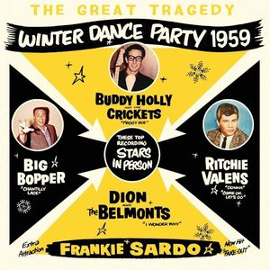 Great Tragedy: Winter Dance Party 1959 , Various Artists