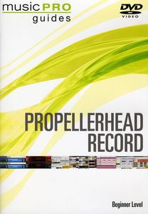 Musicpro Guides: Propellerhead Record - Beginning
