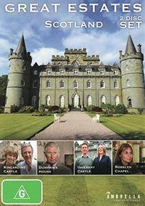 Great Estates-Scotland [Import]