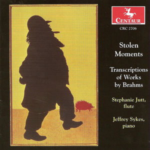 Stolen Moments: Transcr of Works By Brahms /  Various