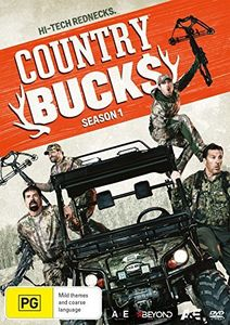 Country Bucks: Season 1 [Import]