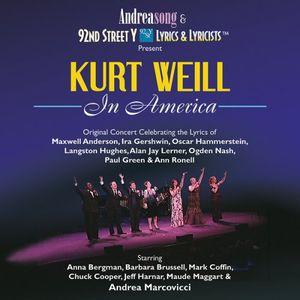 Kurt Weill in America /  Various