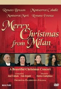 Merry Christmas From Milan