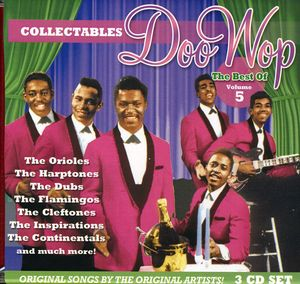 Collectables Doo Wop 5 /  Various