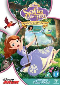 Sofia the First: Ready to Be a Princess [Import]