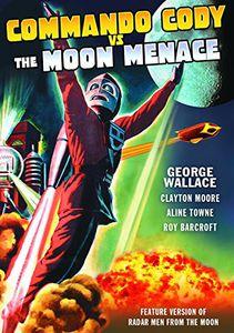 Commando Cody Vs Moon Menace