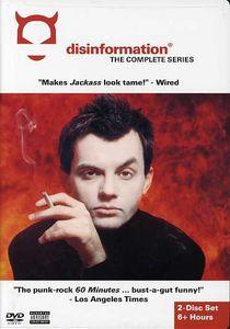 Disinfo TV on DVD