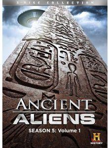 Ancient Aliens: Season 5 Volume 1