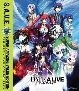 Date a Live - Season One - S.A.V.E.