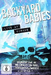 Live at Circus (Sweden 2016) [Import]