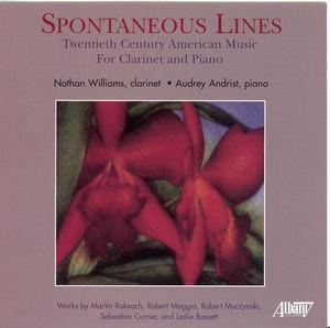 Spontaneous Lines