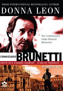 Donna Leon's Commissario Guido Brunetti Mysteries