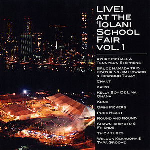 Live! at the Iolani School Fair 1