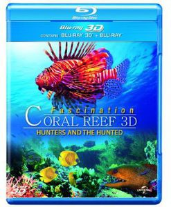 Fascination Coral Reef 3D: Hunters & the Hunted [Import]