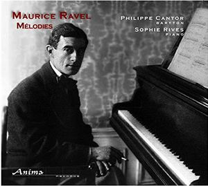 Maurice Ravel: Melodies