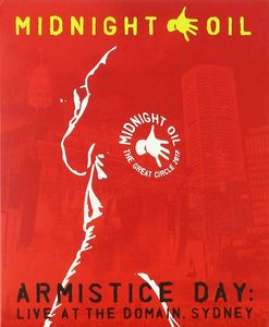 Midnight Oil: Armistice Day: Live at the Domain Sydney [Import]
