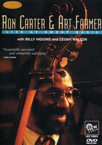 Ron Carter and Art Farmer: Live at Sweet Basil