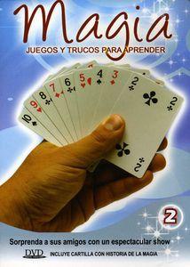 Magia: Juegos Y Trucos Para Aprender: Volume 2
