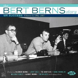 Bert Berns Story Mr Succes 2: 1964-1967 /  Various [Import]